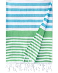 Hat Attack Multicolor Beach Throw - Lyst