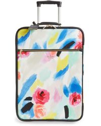 Kate Spade - 'classic' Nylon International Two-wheel Carry-on Suitcase - Lyst