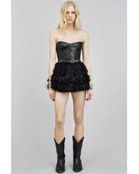 Faith Connexion | Chantilly Lace Skirt | Lyst