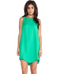 Bb Dakota Colleen Mini Tank Dress - Lyst