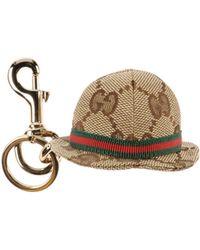 Gucci Key Ring - Lyst