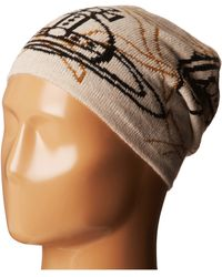 Vivienne Westwood Abstract Orb Beanie - Lyst