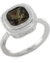 Cole Haan - Sparklers Square Stone Ring - Lyst
