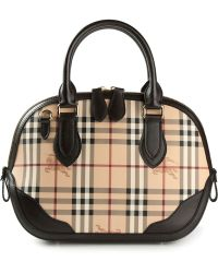 Burberry The Small Orchard Tote - Lyst