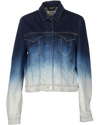 Acne Denim Outerwear - Lyst