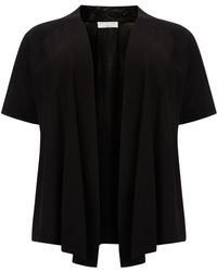 Windsmoor | Linen Short Sleeve Cardigan | Lyst