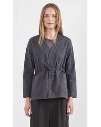 Steven Alan - Knit Kimono Robe - Lyst