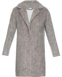 Vanessa Bruno Athé - Dorian Textured Coat - Lyst