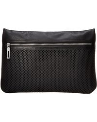 BCBGeneration The Lunch Meeting Clutch - Lyst