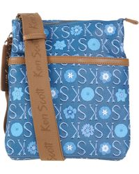 Ken Scott - Cross-body Bag - Lyst