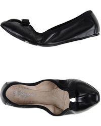 Ferragamo Ballet Flats - Lyst