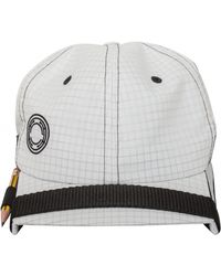 Nasir Mazhar Box Peak Baseball Cap White - Lyst