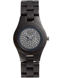 WeWood | 'moon Crystal' Wood Bracelet Watch | Lyst