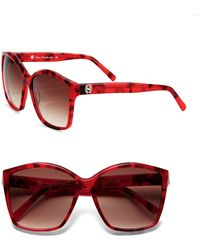 House of Harlow 1960 | Jordana 59mm Square Sunglasses | Lyst