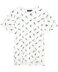 Wesc The Birds And Ammo Tee - Lyst