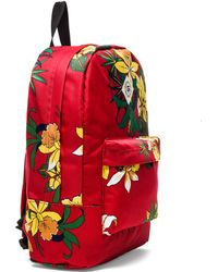 Obey Journey Backpack - Lyst