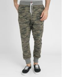 Sweet Pants   Camouflage Loose-fit Joggers   Lyst