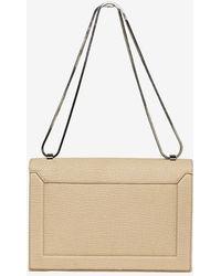 3.1 Phillip Lim Soleil Shoulder Bag Beige - Lyst