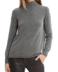 A.L.C.   Sidney Open Back Sweater   Lyst