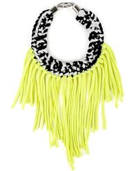 Wool And The Gang Zostera Necklace - Lyst