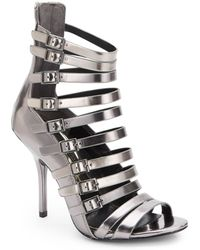 Boutique 9 Palaki Metallic Gladiator Sandals - Lyst