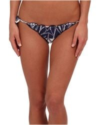 Vix Una Ripple Tie Brazilian Bottom - Lyst