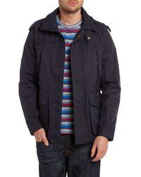 Joules - Waterproof Hooded Coat - Lyst