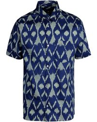 Marc By Marc Jacobs Short Sleeve Shirt - Lyst