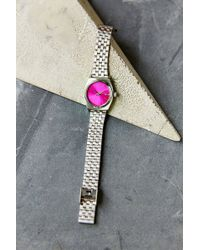 Nixon X B4bc The Small Time Teller Watch - Lyst