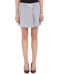 Thakoon Addition - Striped Shorts - Lyst