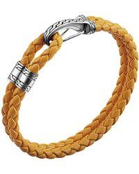 John Hardy Classic Chain Hook-station Bracelet - Lyst