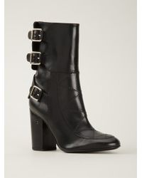 Laurence Dacade 'Merli' Buckled Boots - Lyst