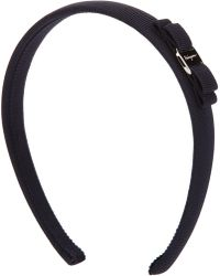 Ferragamo Blue Hair Band - Lyst