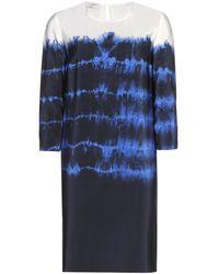 Stella McCartney Penelope Silkcrepe Dress - Lyst