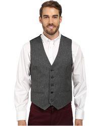 Calvin Klein Jaspe Textured Vest - Lyst