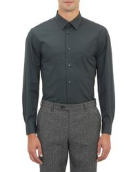 Faconnable Broadcloth Dress Shirt - Lyst