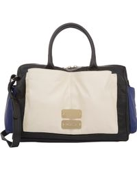 See By Chloé Colorblock Nellie Satchel - Lyst