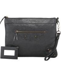 Balenciaga Classic Handle Bag - Lyst