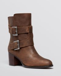 Lauren by Ralph Lauren Booties - Gen Buckle Exclusive - Lyst