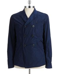 G-star Raw Double Breasted Jacket - Lyst