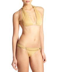 Melissa Odabash Grenada Bikini Top - Lyst