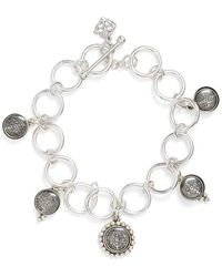 Virgins, Saints & Angels - 'piccolo San Benito' Charm Bracelet - Lyst