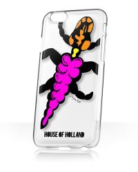 House of Holland   Hoh X Goo.ey Big Pink Bug Iphone6   Lyst