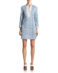 Tory Burch Tory Mini Dress - Lyst