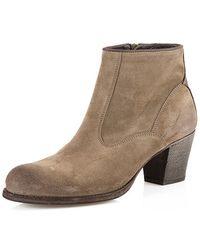 NDC Em R Softy Boot - Lyst