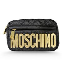 Moschino Clutches - Lyst