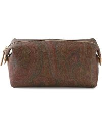 Etro - Paisley Wash Bag - Lyst