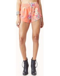 Somedays Lovin Kelly Frill Shorts - Lyst