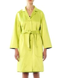 Jonathan Saunders - Karlie Trench Coat - Lyst