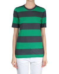 Etoile Isabel Marant Cotton Mindy T-Shirt - Lyst